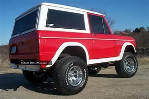 1973 Ford Bronco 302 V8 Auto