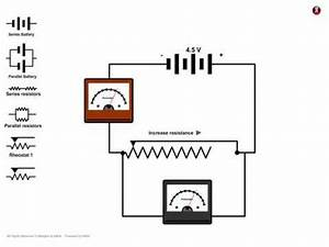 Wiring Ammeter And Voltmeter