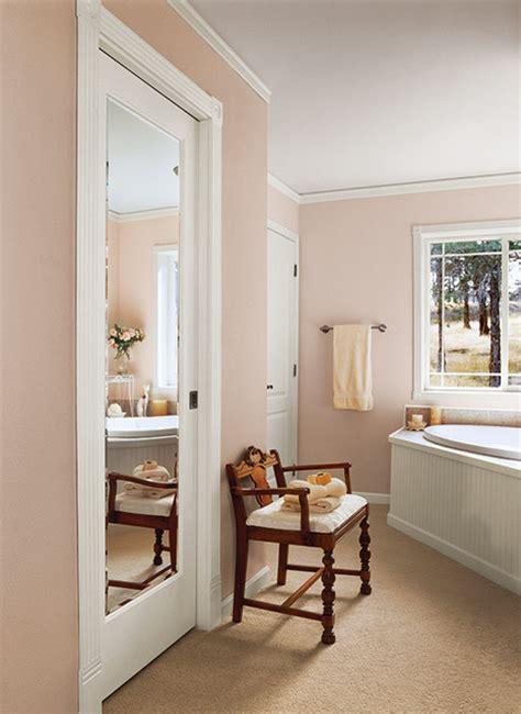 mirror impression door modern orange county by