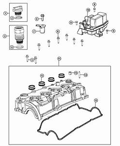 2013 Dodge Dart Separator  Engine Oil  Illustration  Refer