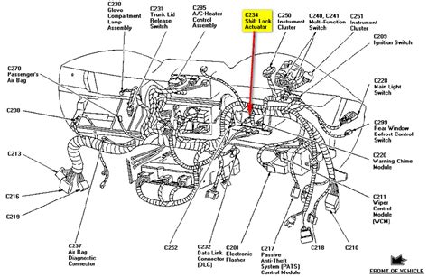 similiar 1998 ford mustang drawings keywords 1998 ford mustang engine fan wiring diagrams 1998 engine image