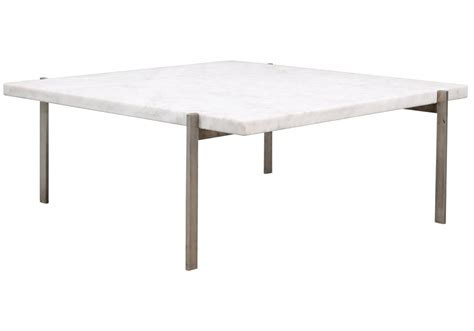 Pk61 Coffee Table Fritz Hansen  Milia Shop