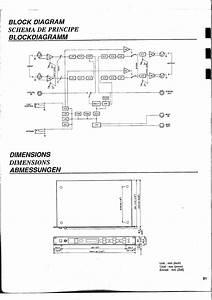 Block Diagram  Blockdiagramm Dimensions  Abmessungen