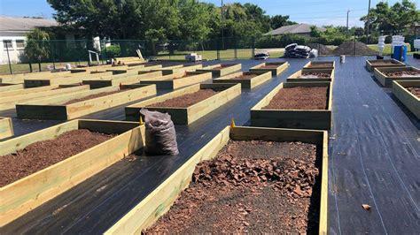 longtime food desert community garden volusia county