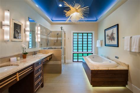 luxury japanese inspired  accessible bath asian