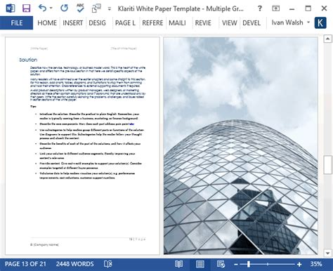 white paper templates ms word templates forms