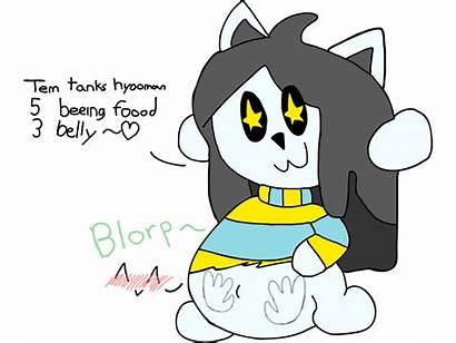 Vore Temmie Undernom Deviantart Flakes Belly Better