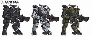 The gallery for --> The Art Of Titanfall