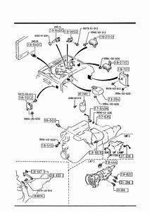 Mazda B2200 Control Unit  Fuel Pump  Egiautomatic