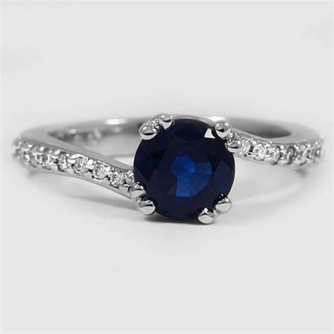 blue sapphire engagement rings meaning engagement ring usa