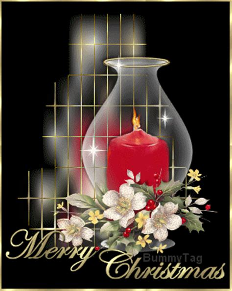 pictures animations christmas candle myspace cliparts