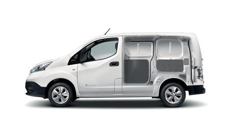 Nissan e-NV200 - Electric Van | Nissan