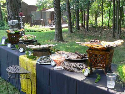 The Backyard Catering by Cuisinetc A Culinary Journey Via Catering Happy
