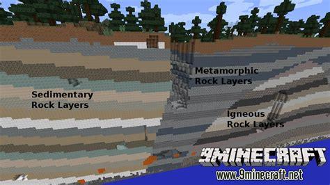 mineralogy mod   geology based mod minecraftnet