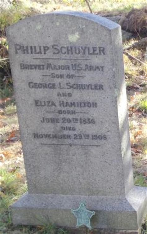 Philip Schuyler + Harriet Lowndes - Our Family Tree