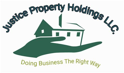 holdings llc property justice company estate
