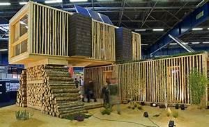 Maison Modulaire Bois : maison evolutiv le modulaire passif ecolopop ~ Melissatoandfro.com Idées de Décoration