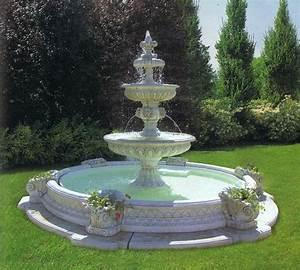 Solar Springbrunnen Garten : springbrunnen brunnen garten zierbrunnen etagenbrunnen ebay ~ A.2002-acura-tl-radio.info Haus und Dekorationen