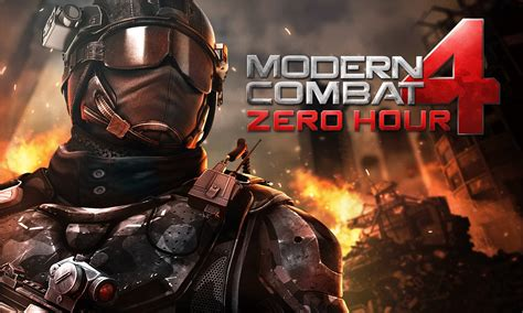 modern combat 4 zero hour mobile trailer