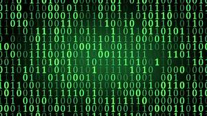 Free Download Binary Code Background