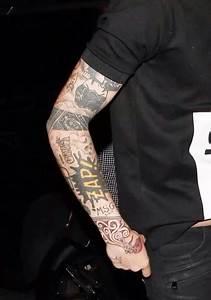 U1405 Tatuajes De Zayn Malik  U26a1 Ufe0f  U00bb Tatuajes  U0026 Tattoos