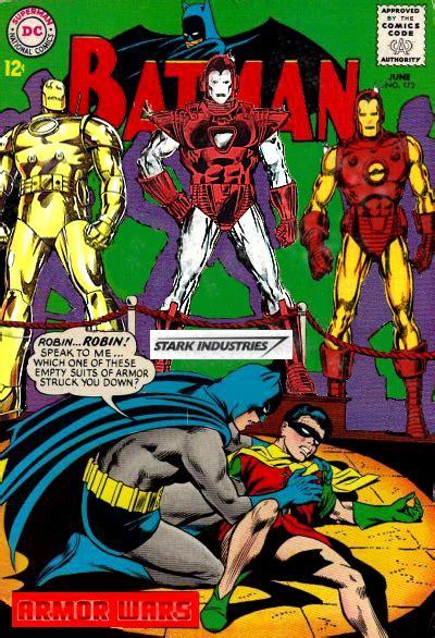 batmaniron man armor wars  daniel  dreams  deviantart