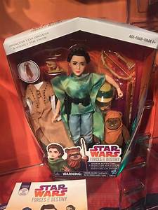 Closer Look At Star Wars Forces Of Destiny Dolls At The