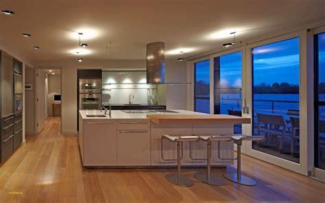 plafonnier cuisine maison en bois en utilisant plafonnier led cuisine luxe
