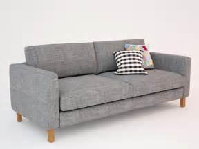 karlstad sofa 3d ikea karlstad sofa seat