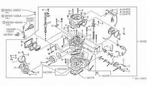 85 Nissan 720 Vacuum Diagram  Nissan  Auto Wiring Diagram