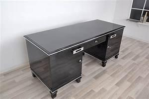 Art Deco Schreibtisch : eleganter art deco schreibtisch original antike m bel ~ Orissabook.com Haus und Dekorationen