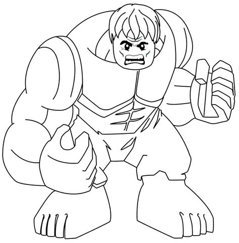 lego hulk coloring pages printable coloring  kids