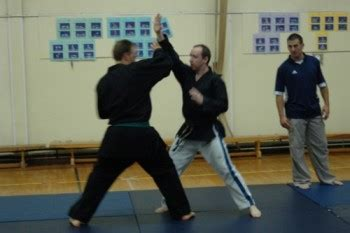 Te-Ashi-Do Adult Martial Arts class in Exeter