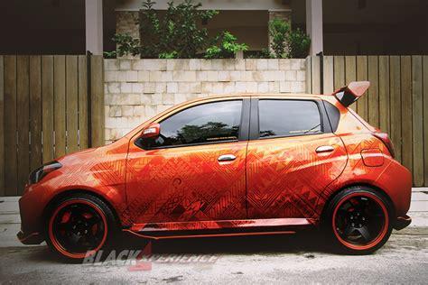 Datsun Go Modification by Modifications Datsun Go Story Modification Mobil