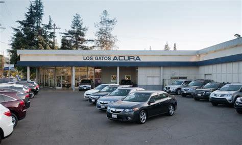 Acura Of Los Gatos los gatos acura los gatos ca 95032 car dealership and