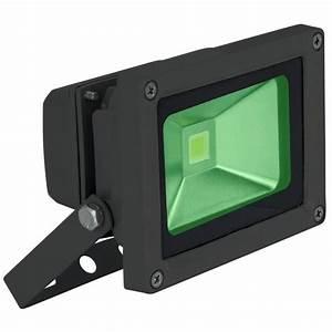 Green watt high powered led flood light