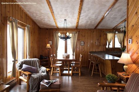 chalet chanteclair val david cottage rental qu 233 bec laurentides val david chalets chanteclair 3 bedroom id 2544