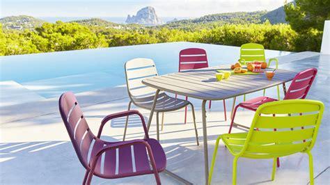 chaise de jardin carrefour nouvelle collection de mobilier de jardin chez carrefour