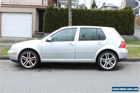 2001 Volkswagen Golf For Sale In Canada