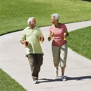Exercises For Seniors Using Hand Weights