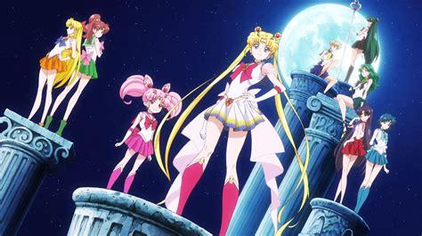 De Nouveaux Trailers Pour Sailor Moon Crystal Season Iii