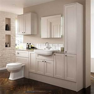 Rigid, Fitted, Bathroom, Furniture, Units, For, Sale