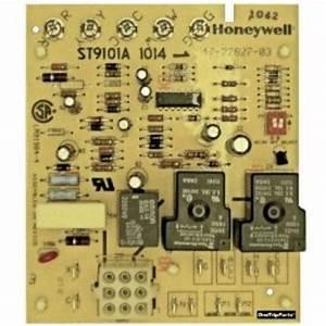 Comfort Aire Heat Controller Rheem Ruud Weatherking