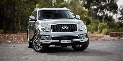 Review Infiniti Qx80 by 2015 Infiniti Qx80 Review Caradvice