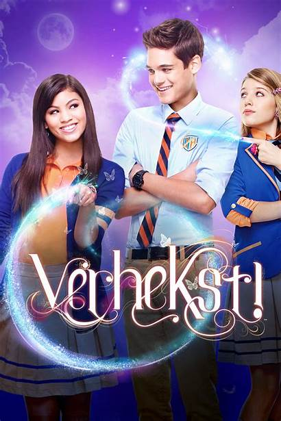 Nickelodeon Verhekst Shows Seizoen Nick