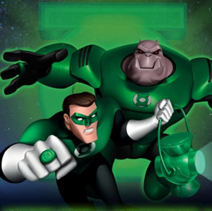 green lantern the animated series season one review