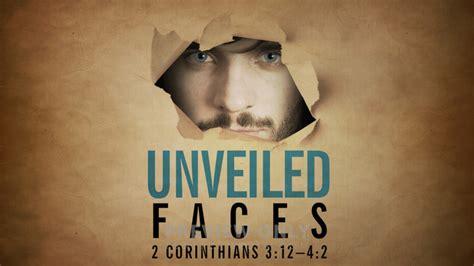Unveiled Faces - Title Graphics | Igniter Media