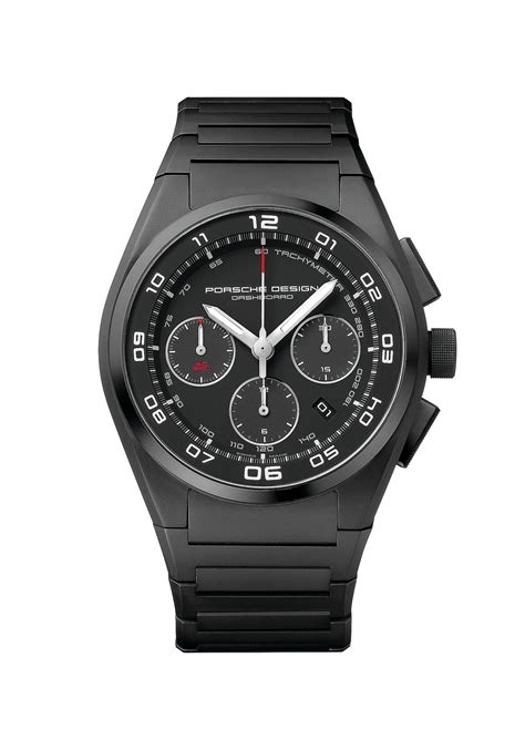 porsche design porsche unveils design p 39 6620 dashboard watch inspired by