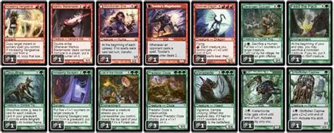 Deck Redemption Status by Magic The Gathering Adventures Isd Block And M13