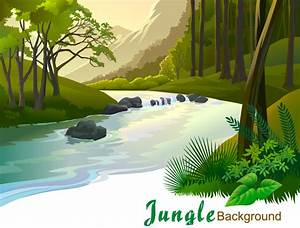 Jungle Background | Free Vector Graphic Download